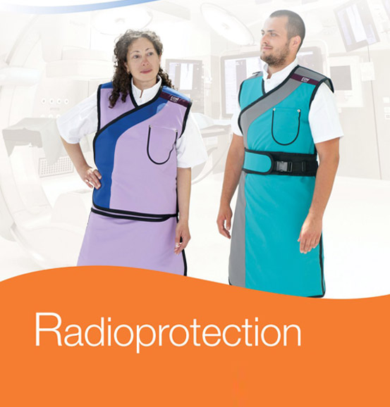 Couverture radioprotection